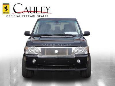 Used 2007 Land Rover Range Rover Supercharged Used 2007 Land Rover Range Rover Supercharged for sale Sold at Cauley Ferrari in West Bloomfield MI 3