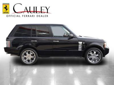 Used 2007 Land Rover Range Rover Supercharged Used 2007 Land Rover Range Rover Supercharged for sale Sold at Cauley Ferrari in West Bloomfield MI 5