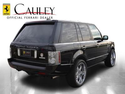 Used 2007 Land Rover Range Rover Supercharged Used 2007 Land Rover Range Rover Supercharged for sale Sold at Cauley Ferrari in West Bloomfield MI 6