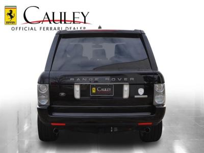 Used 2007 Land Rover Range Rover Supercharged Used 2007 Land Rover Range Rover Supercharged for sale Sold at Cauley Ferrari in West Bloomfield MI 7