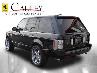 Used 2007 Land Rover Range Rover Supercharged Used 2007 Land Rover Range Rover Supercharged for sale Sold at Cauley Ferrari in West Bloomfield MI 8