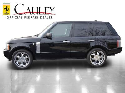 Used 2007 Land Rover Range Rover Supercharged Used 2007 Land Rover Range Rover Supercharged for sale Sold at Cauley Ferrari in West Bloomfield MI 9