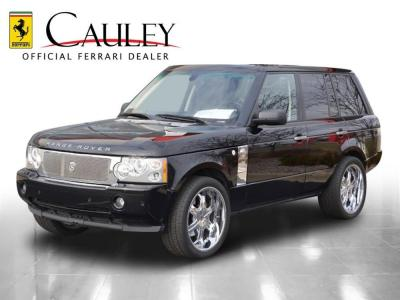 Used 2007 Land Rover Range Rover Supercharged Used 2007 Land Rover Range Rover Supercharged for sale Sold at Cauley Ferrari in West Bloomfield MI 1