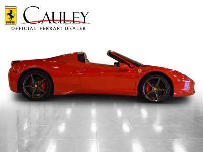Used 2013 Ferrari 458 Spider Used 2013 Ferrari 458 Spider for sale Sold at Cauley Ferrari in West Bloomfield MI 5
