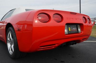 Used 2000 Chevrolet Corvette Used 2000 Chevrolet Corvette for sale Sold at Cauley Ferrari in West Bloomfield MI 11