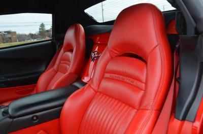 Used 2000 Chevrolet Corvette Used 2000 Chevrolet Corvette for sale Sold at Cauley Ferrari in West Bloomfield MI 16