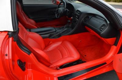 Used 2000 Chevrolet Corvette Used 2000 Chevrolet Corvette for sale Sold at Cauley Ferrari in West Bloomfield MI 18