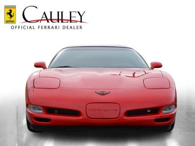 Used 2000 Chevrolet Corvette Used 2000 Chevrolet Corvette for sale Sold at Cauley Ferrari in West Bloomfield MI 3