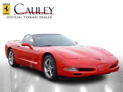 Used 2000 Chevrolet Corvette Used 2000 Chevrolet Corvette for sale Sold at Cauley Ferrari in West Bloomfield MI 4