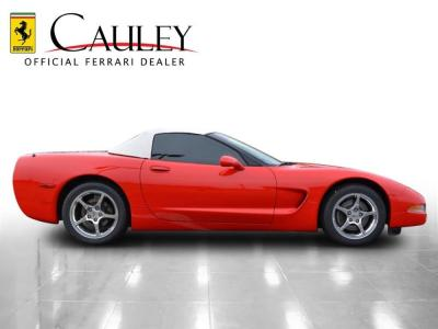 Used 2000 Chevrolet Corvette Used 2000 Chevrolet Corvette for sale Sold at Cauley Ferrari in West Bloomfield MI 5