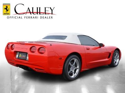 Used 2000 Chevrolet Corvette Used 2000 Chevrolet Corvette for sale Sold at Cauley Ferrari in West Bloomfield MI 6