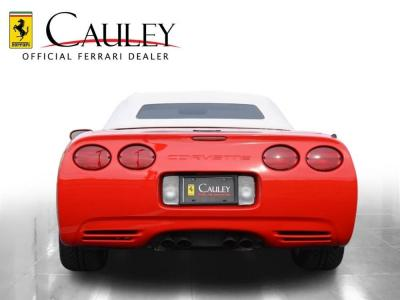 Used 2000 Chevrolet Corvette Used 2000 Chevrolet Corvette for sale Sold at Cauley Ferrari in West Bloomfield MI 7