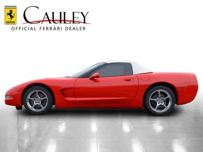 Used 2000 Chevrolet Corvette Used 2000 Chevrolet Corvette for sale Sold at Cauley Ferrari in West Bloomfield MI 9