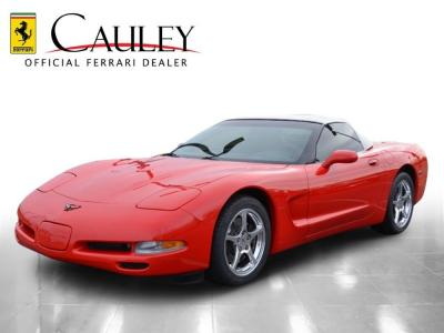 Used 2000 Chevrolet Corvette Used 2000 Chevrolet Corvette for sale Sold at Cauley Ferrari in West Bloomfield MI 1