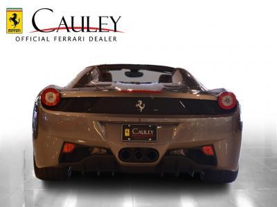 Used 2014 Ferrari 458 Spider Used 2014 Ferrari 458 Spider for sale Sold at Cauley Ferrari in West Bloomfield MI 7