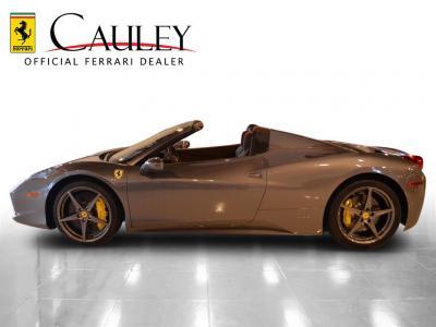 Used 2014 Ferrari 458 Spider Used 2014 Ferrari 458 Spider for sale Sold at Cauley Ferrari in West Bloomfield MI 9