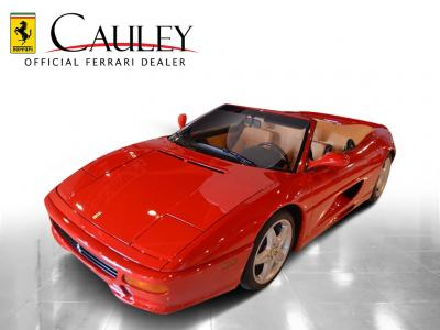 Used 1997 Ferrari F355 Spider Used 1997 Ferrari F355 Spider for sale Sold at Cauley Ferrari in West Bloomfield MI 10