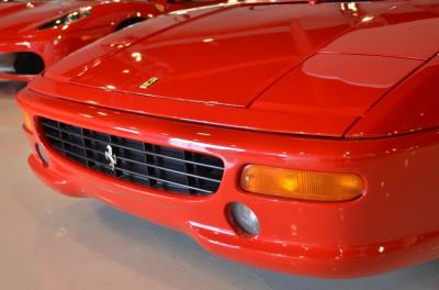 Used 1997 Ferrari F355 Spider Used 1997 Ferrari F355 Spider for sale Sold at Cauley Ferrari in West Bloomfield MI 13