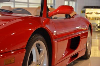 Used 1997 Ferrari F355 Spider Used 1997 Ferrari F355 Spider for sale Sold at Cauley Ferrari in West Bloomfield MI 15