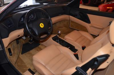 Used 1997 Ferrari F355 Spider Used 1997 Ferrari F355 Spider for sale Sold at Cauley Ferrari in West Bloomfield MI 23