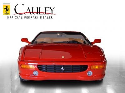Used 1997 Ferrari F355 Spider Used 1997 Ferrari F355 Spider for sale Sold at Cauley Ferrari in West Bloomfield MI 3