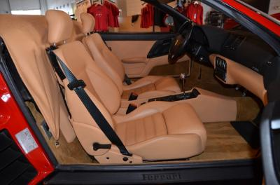 Used 1997 Ferrari F355 Spider Used 1997 Ferrari F355 Spider for sale Sold at Cauley Ferrari in West Bloomfield MI 33