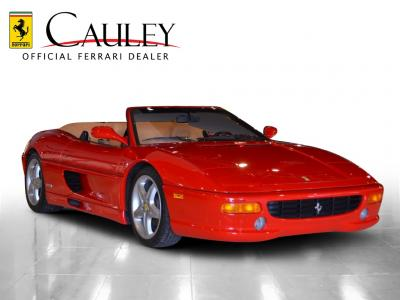Used 1997 Ferrari F355 Spider Used 1997 Ferrari F355 Spider for sale Sold at Cauley Ferrari in West Bloomfield MI 4