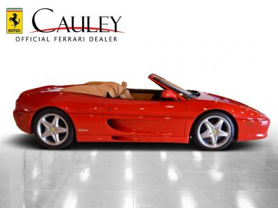 Used 1997 Ferrari F355 Spider Used 1997 Ferrari F355 Spider for sale Sold at Cauley Ferrari in West Bloomfield MI 5