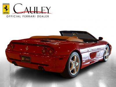Used 1997 Ferrari F355 Spider Used 1997 Ferrari F355 Spider for sale Sold at Cauley Ferrari in West Bloomfield MI 6
