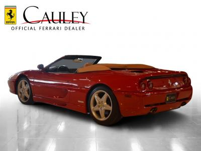 Used 1997 Ferrari F355 Spider Used 1997 Ferrari F355 Spider for sale Sold at Cauley Ferrari in West Bloomfield MI 8