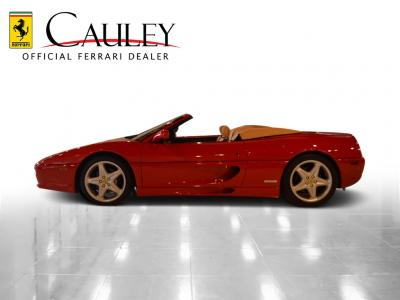 Used 1997 Ferrari F355 Spider Used 1997 Ferrari F355 Spider for sale Sold at Cauley Ferrari in West Bloomfield MI 9