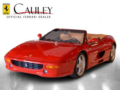 Used 1997 Ferrari F355 Spider Used 1997 Ferrari F355 Spider for sale Sold at Cauley Ferrari in West Bloomfield MI 1