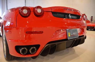 Used 2006 Ferrari F430 F1 Used 2006 Ferrari F430 F1 for sale Sold at Cauley Ferrari in West Bloomfield MI 13