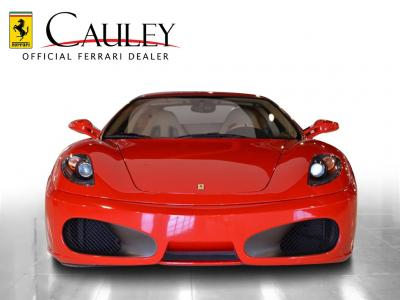 Used 2006 Ferrari F430 F1 Used 2006 Ferrari F430 F1 for sale Sold at Cauley Ferrari in West Bloomfield MI 3
