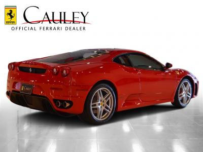 Used 2006 Ferrari F430 F1 Used 2006 Ferrari F430 F1 for sale Sold at Cauley Ferrari in West Bloomfield MI 6