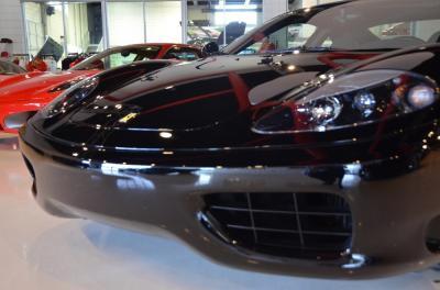 Used 2001 Ferrari 360 Modena Used 2001 Ferrari 360 Modena for sale Sold at Cauley Ferrari in West Bloomfield MI 11
