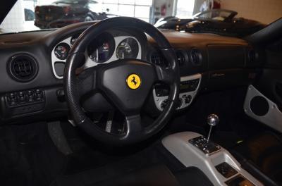 Used 2001 Ferrari 360 Modena Used 2001 Ferrari 360 Modena for sale Sold at Cauley Ferrari in West Bloomfield MI 16