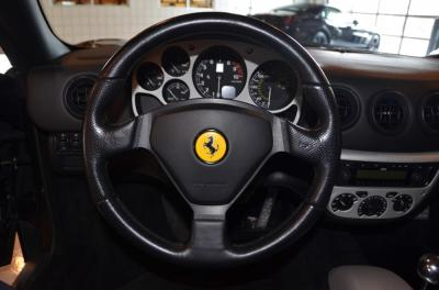 Used 2001 Ferrari 360 Modena Used 2001 Ferrari 360 Modena for sale Sold at Cauley Ferrari in West Bloomfield MI 22