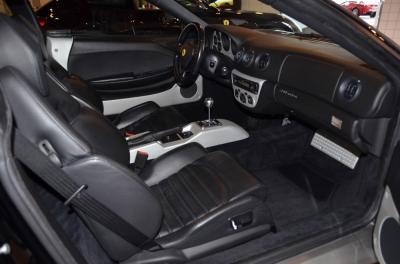 Used 2001 Ferrari 360 Modena Used 2001 Ferrari 360 Modena for sale Sold at Cauley Ferrari in West Bloomfield MI 25
