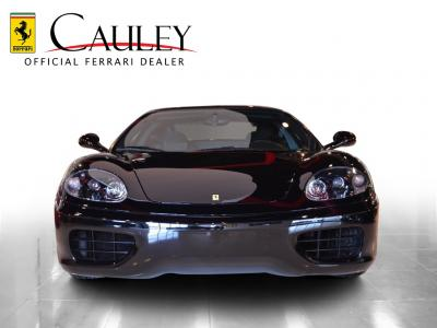Used 2001 Ferrari 360 Modena Used 2001 Ferrari 360 Modena for sale Sold at Cauley Ferrari in West Bloomfield MI 3