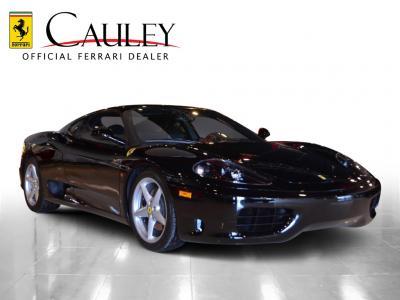 Used 2001 Ferrari 360 Modena Used 2001 Ferrari 360 Modena for sale Sold at Cauley Ferrari in West Bloomfield MI 4