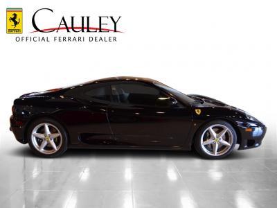 Used 2001 Ferrari 360 Modena Used 2001 Ferrari 360 Modena for sale Sold at Cauley Ferrari in West Bloomfield MI 5