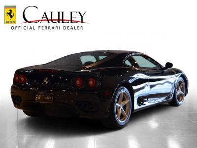 Used 2001 Ferrari 360 Modena Used 2001 Ferrari 360 Modena for sale Sold at Cauley Ferrari in West Bloomfield MI 6