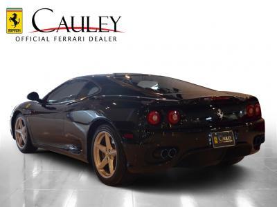 Used 2001 Ferrari 360 Modena Used 2001 Ferrari 360 Modena for sale Sold at Cauley Ferrari in West Bloomfield MI 8
