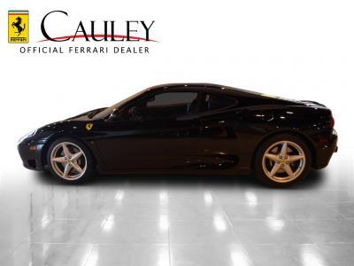 Used 2001 Ferrari 360 Modena Used 2001 Ferrari 360 Modena for sale Sold at Cauley Ferrari in West Bloomfield MI 9