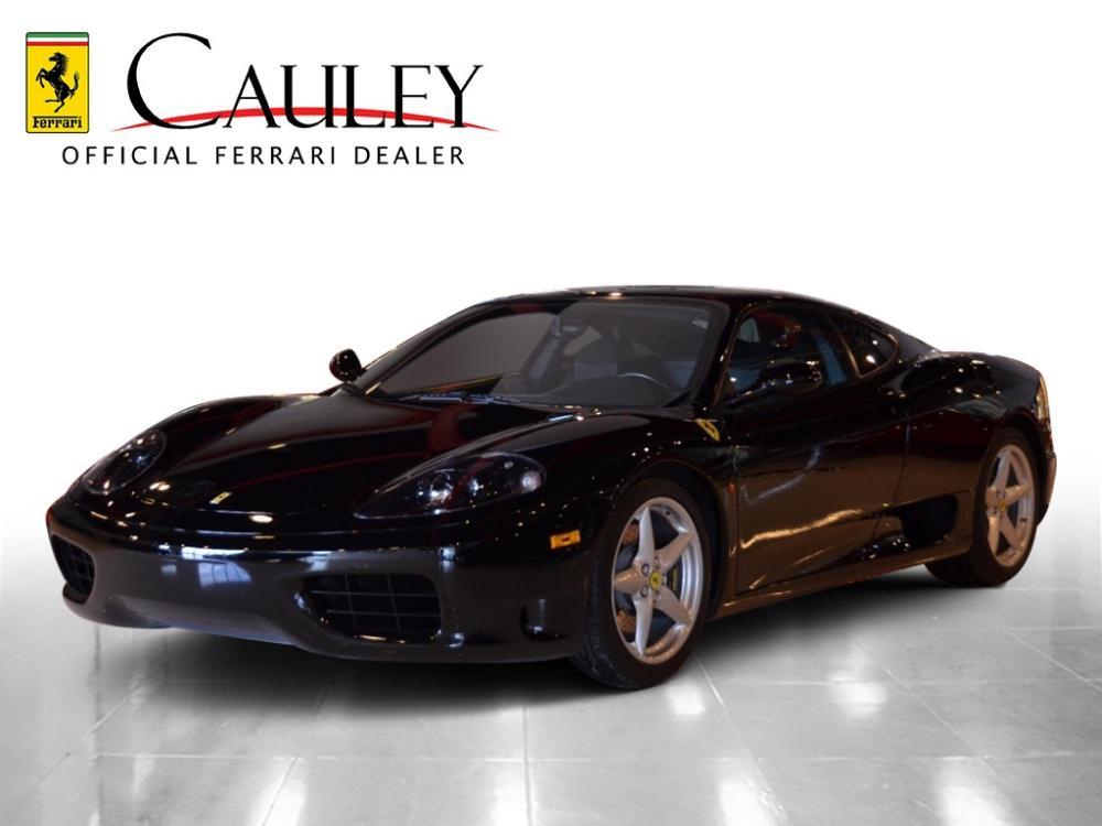 Used 2001 Ferrari 360 Modena