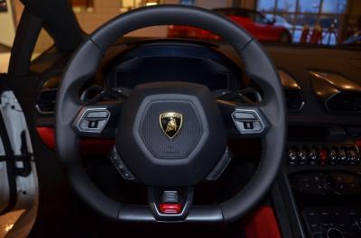 Used 2015 Lamborghini Huracan LP 610-4 Used 2015 Lamborghini Huracan LP 610-4 for sale Sold at Cauley Ferrari in West Bloomfield MI 23