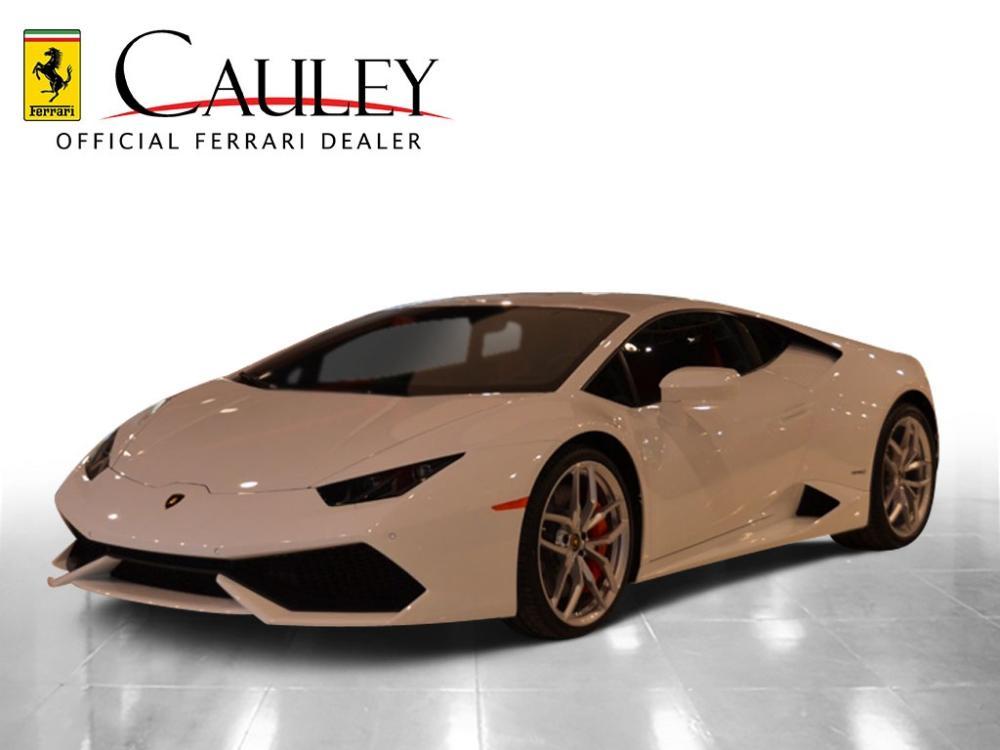 Used 2015 Lamborghini Huracan LP 610 4
