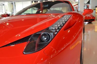 Used 2012 Ferrari 458 Italia Used 2012 Ferrari 458 Italia for sale Sold at Cauley Ferrari in West Bloomfield MI 13