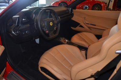 Used 2012 Ferrari 458 Italia Used 2012 Ferrari 458 Italia for sale Sold at Cauley Ferrari in West Bloomfield MI 20